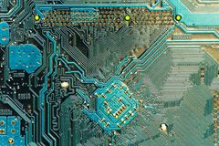 PCB board Stock Photography