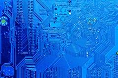 PCB board Stock Image