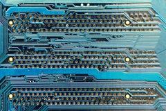 PCB board Stock Photo