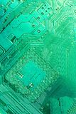 PCB board Royalty Free Stock Images