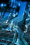PCB Circuit3 Royalty-vrije Stock Afbeelding