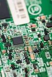 PCB macro shot Stock Images
