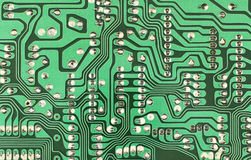 PCB Printed Circuit Board Stock Image