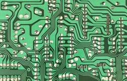 PCB Printed Circuit Board Stock Image