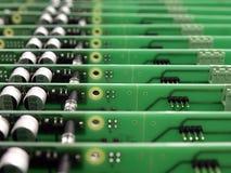 PCBs Stock Photo