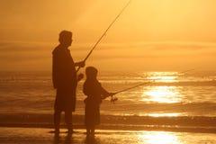 Pêche Image libre de droits