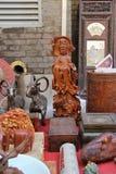 Pchli targ w Harbin, Chiny Zdjęcie Stock