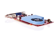 PCI video card Royalty Free Stock Photo
