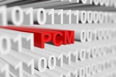 Pcm Stock Photo