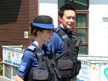 Pcsos in Bideford Stock Images