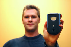 PDA 2 Fotografia Stock