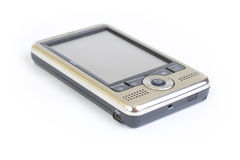 PDA aislado en el fondo blanco Fotos de archivo libres de regalías