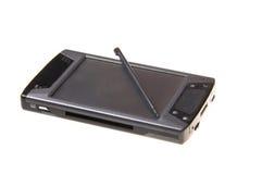 PDA avec l'écran tactile Photographie stock