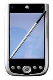 PDA avec l'aiguille Image stock