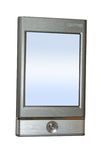 PDA avec le GPS Image libre de droits