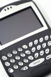 PDA Closeup. A closeup shot of a PDA stock images