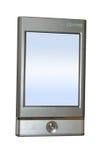 PDA con el GPS Imagen de archivo libre de regalías