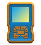 Pda del teléfono celular del teléfono móvil Foto de archivo libre de regalías