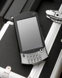 PDA en caso Imagen de archivo libre de regalías