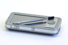 PDA Handheld imagem de stock royalty free