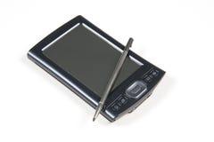 PDA isolado no branco imagens de stock royalty free