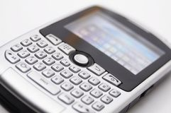 Pda personal digital assistant Royalty Free Stock Photography