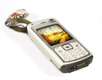 Pda phone Royalty Free Stock Photos