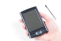 PDA ter beschikking royalty-vrije stock afbeelding