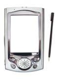 PDA und Stift stockbilder