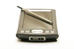 PDA y pluma Fotografía de archivo