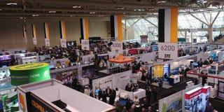 2018 PDAC Międzynarodowa konwencja i wystawa handlowa w Toronto zdjęcie royalty free