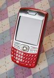 pdatelefon Arkivbilder