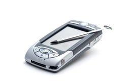 pdatelefon för mobil 4 Arkivfoto