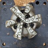 PDC Drilling Bit Royalty Free Stock Image