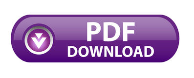 PDF download button Stock Photos