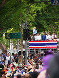 PDRC Thai protesters Stock Photography