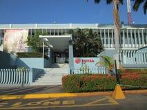 PDVSA-Büro Stockbild