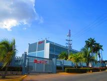 PDVSA-Büro Lizenzfreie Stockfotos