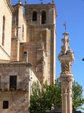 Peñaranda de Duero, Spain Stock Photography