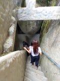 Peñol apedreja, igualmente sabido como la piedra del peñol Foto de Stock