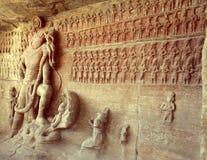 Peça central iconográfica de Udayagiri Fotos de Stock Royalty Free