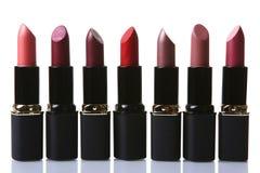 Peça cosmética para a beleza da face Fotos de Stock