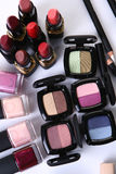 Peça cosmética para a beleza da face imagem de stock royalty free