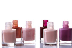 Peça cosmética para a beleza da face fotografia de stock royalty free