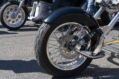 Peça da motocicleta imagens de stock royalty free