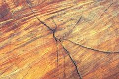 Peça de uma parede de tijolo resistida velha e suja no vermelho e no marrom Imagem de Stock