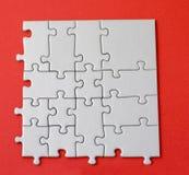 Peça de uma serra de vaivém no formulário de um quadrado Foto de Stock Royalty Free