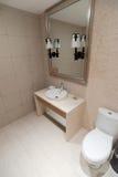 Peça do banheiro Imagens de Stock