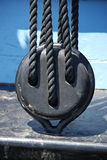 Peça do navio de navigação Foto de Stock Royalty Free