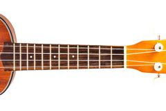 Peça do ukulele do vintage Imagens de Stock Royalty Free